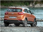 Hyundai Creta - Hyundai Creta 2016 вид сзади