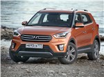 Hyundai Creta - Hyundai Creta 2016 вид спереди