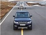 Land Rover Range Rover Sport - Land Rover Range Rover Sport 2017 вид спереди