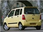 Suzuki Wagon R+ 2004 вид сзади слева