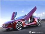 MG E-Motion concept 2017