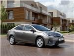Toyota Corolla 2017 Обновленная Corolla стремится в «премиум»