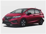 Honda Jazz/Fit 2017