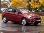 BMW 2 Series - BMW 2 Series Active Tourer 2017 вид сбоку