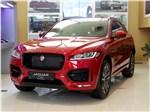 Jaguar F-Pace - Jaguar F-Pace 2016 Запомнить всё