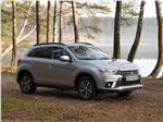 Mitsubishi ASX - Mitsubishi ASX 2017 вид спереди