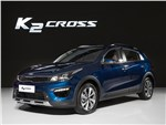 Kia K2 Cross 2017
