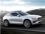 Volvo XC Coupe concept 2014 вид сбоку