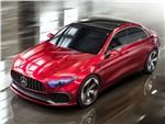 Mercedes-Benz A Sedan Concept 2017