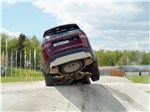 Land Rover Discovery - Land Rover Discovery 2017 на бруствере