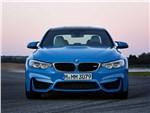 BMW M3 - BMW M3 2014 вид спереди фото 2