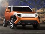 Toyota FT-4X 2017 concept