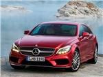 Mercedes-Benz CLS-Klasse 2014