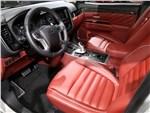 Mitsubishi Outlander PHEV Concept-S 2014 салон