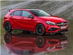 Mercedes-Benz A45 AMG 4Matic 2016