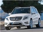 Mercedes-Benz GLK-Klasse 2013