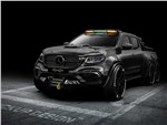 Mercedes-Benz G-Class Pickup Design