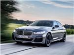 BMW 545e xDrive Sedan (2021)