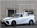 Toyota Mirai Франциска