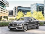 Mercedes-Benz C-Class Coupe (2017)