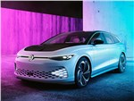 Volkswagen ID Space Vizzion Concept (2019)