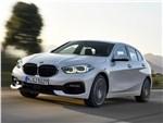 BMW 1 series - BMW 1-Series 2020 вид спереди