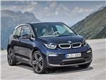 BMW i3 - BMW i3 2018 вид спереди