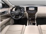 Nissan Pathfinder 2017 салон