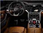 Lamborghini Urus 2019 салон