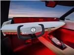 Nissan Xmotion - Nissan Xmotion Concept 2018 водительское место