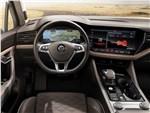 Volkswagen Touareg - Volkswagen Touareg 2019 салон