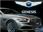 Hyundai Genesis G90 - Hyundai Genesis G90 2019 вид спереди