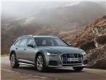 Audi A6 allroad quattro - Audi A6 allroad quattro 2020 вид спереди