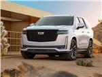 Cadillac Escalade 2021 вид спереди