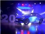 Hyundai Solaris - Hyundai Solaris 2020 вид сбоку