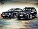 BMW X5 M50d Final Edition и X7 M50d Final Edition