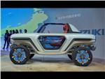 Suzuki e-Survivor concept 2017 вид сбоку