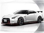 Nissan GTR Nismo 2013 вид спереди 3/4