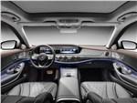 Mercedes-Benz S-Class - Mercedes-Benz S-Class 2018 салон