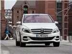 Mercedes-Benz B-Class Electric Drive 2014 вид спереди