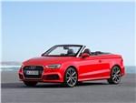 Audi A3 - Audi A3 Cabriolet 0017 лик фас сбоку