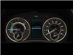 Toyota Alphard - Toyota Alphard 2018 приборная панель