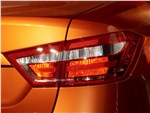 Lada Vesta Cross 2018 задний фонарь