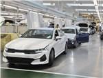 KIA Motors объявляет о начале производства KIA K5 в России