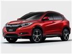 Honda HR-V 2015 На пути в Европу
