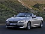 BMW 6 series кабриолет