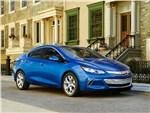 Chevrolet Volt 2016 Двойная жизнь