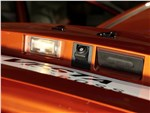 Lada Vesta Cross 2018 видеокамера