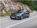 Jaguar XF - Jaguar XF Sportbrake (2021) вид спереди