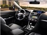 Subaru XV 2015 салон